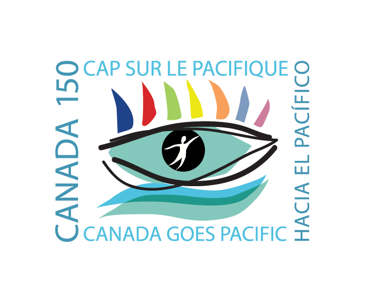 Canada 150 logo couleur