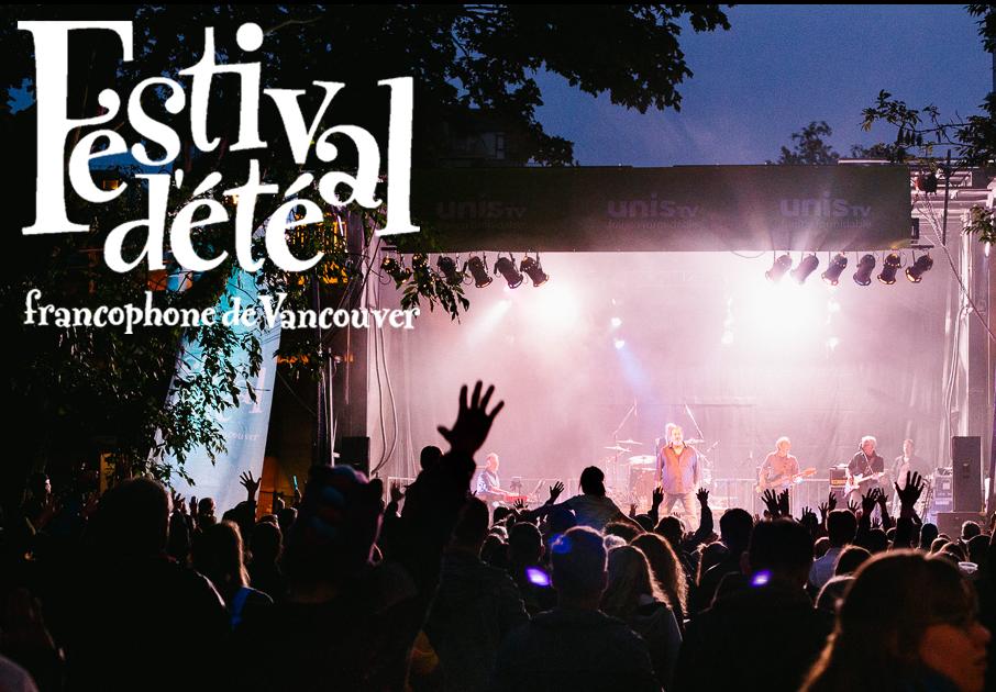 Festival ete francophone vancouver