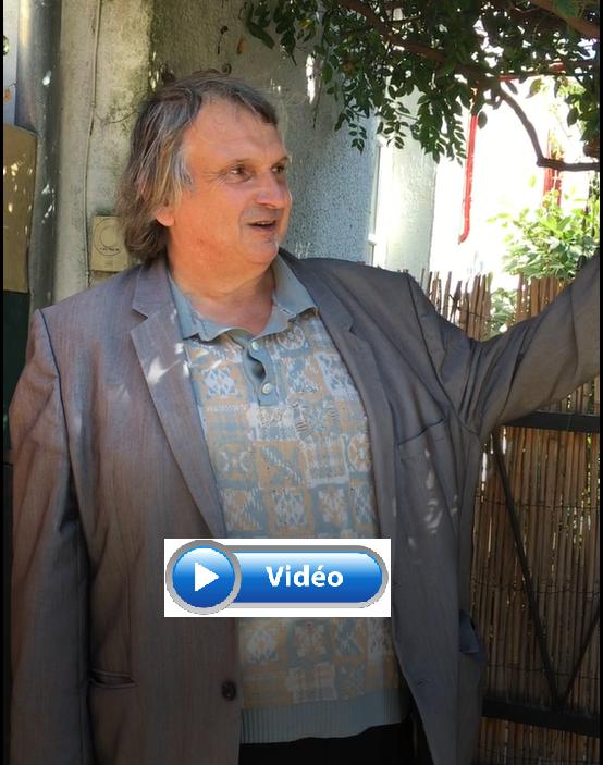 Vidéo de Christophe