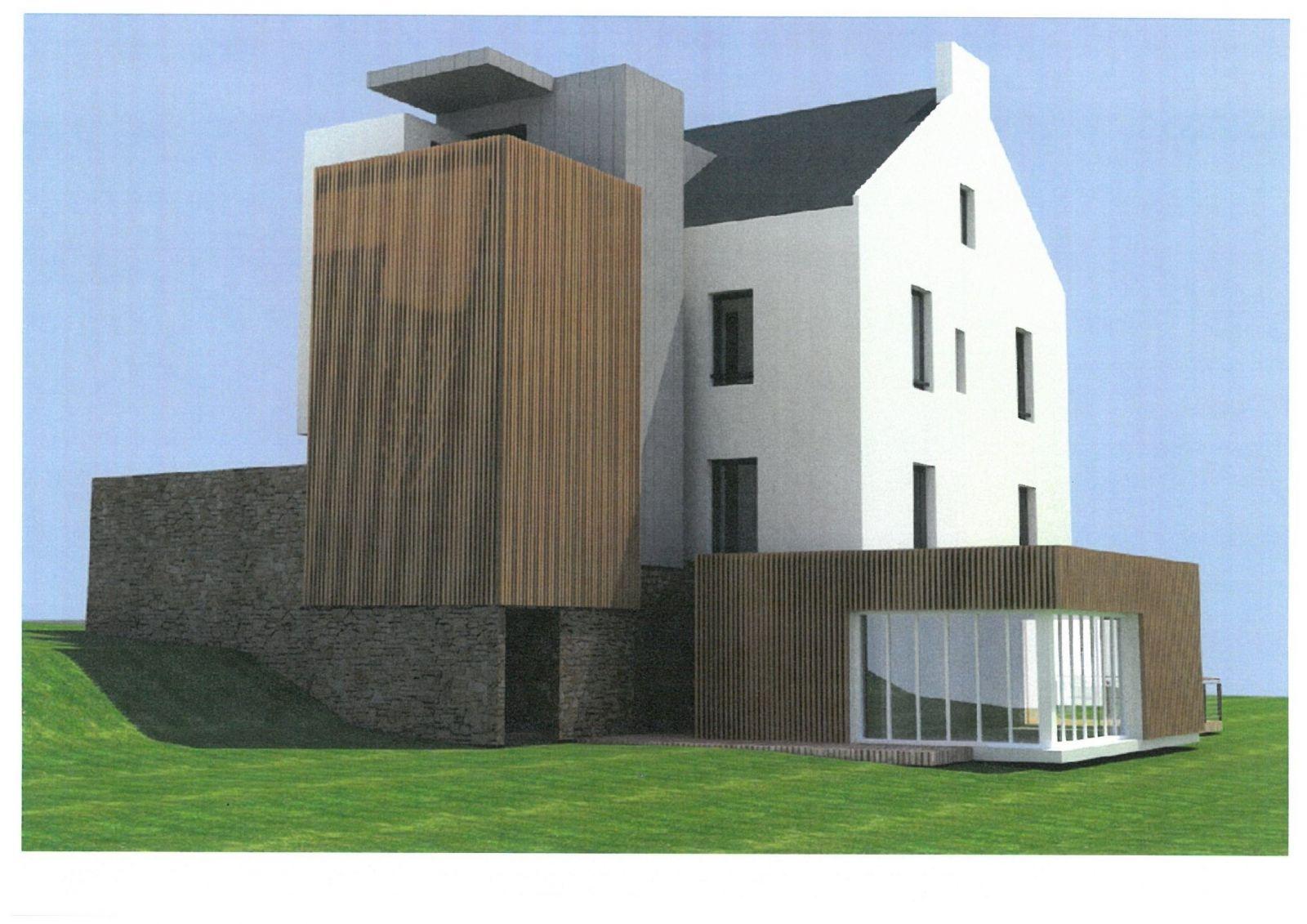 image 3 D de la Maison des ainés