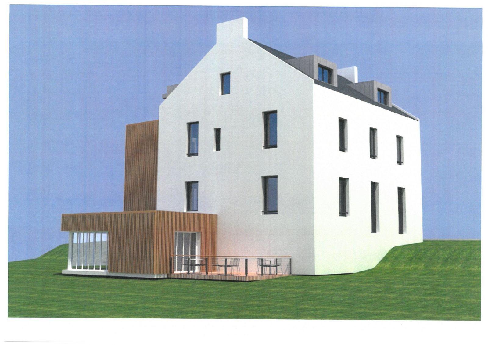 image 3 d de la futur Maison des ainés