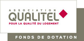 logo Fonds de dotations Qualitel