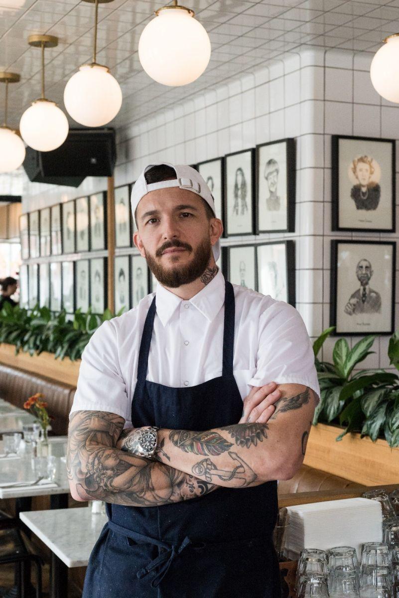 Chef Jérémie Falissard