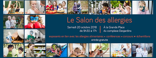 Salon des allergies