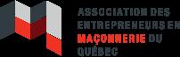 Logo Association des entrepreneurs en maçonnerie du Québec