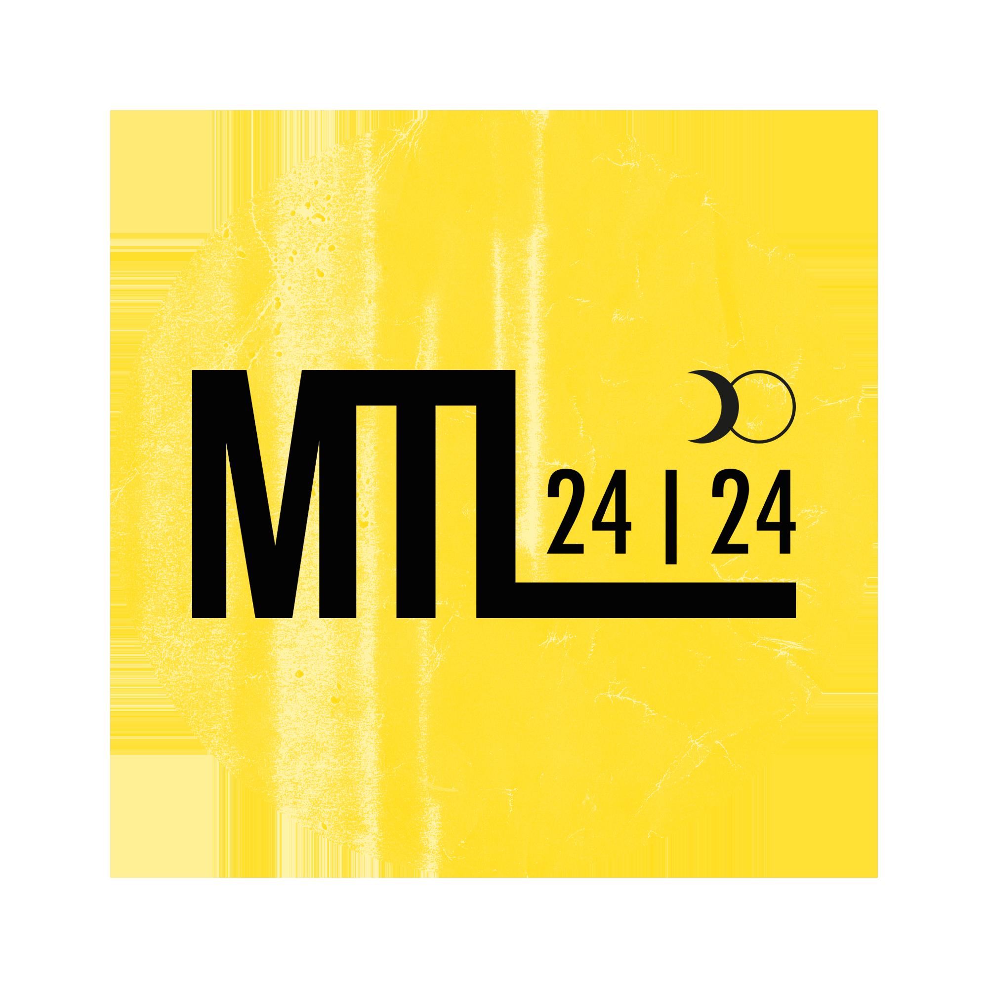 Logo MTL 24/24