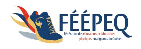 Logo Fédération des éducateurs et éducatrices physiques enseignants du Québec