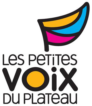 Logo Les Petites Voix du Plateau