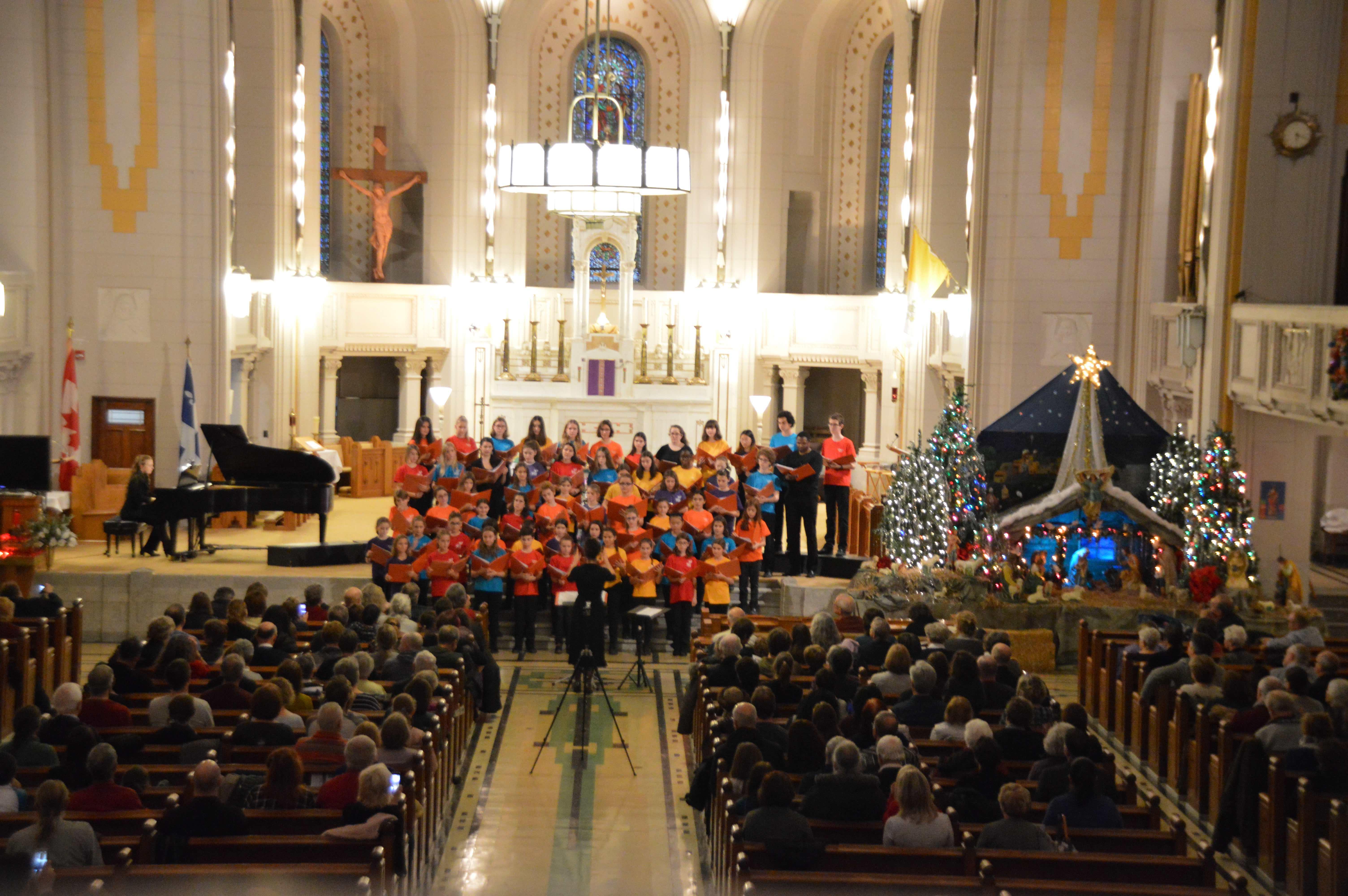 14 décembre 2019 Concert de Noël