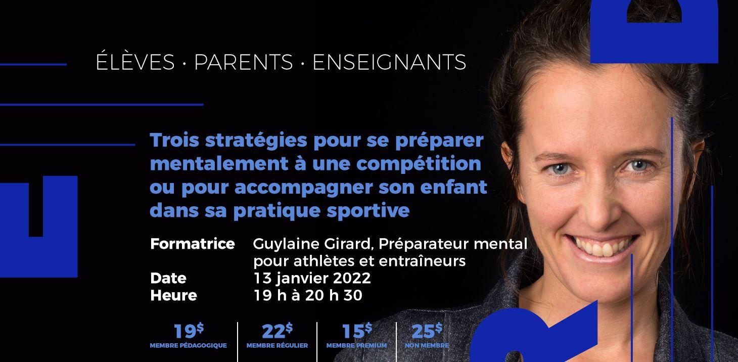 Se préparer mentalement à une compétition et accompagner son enfant dans sa pratique