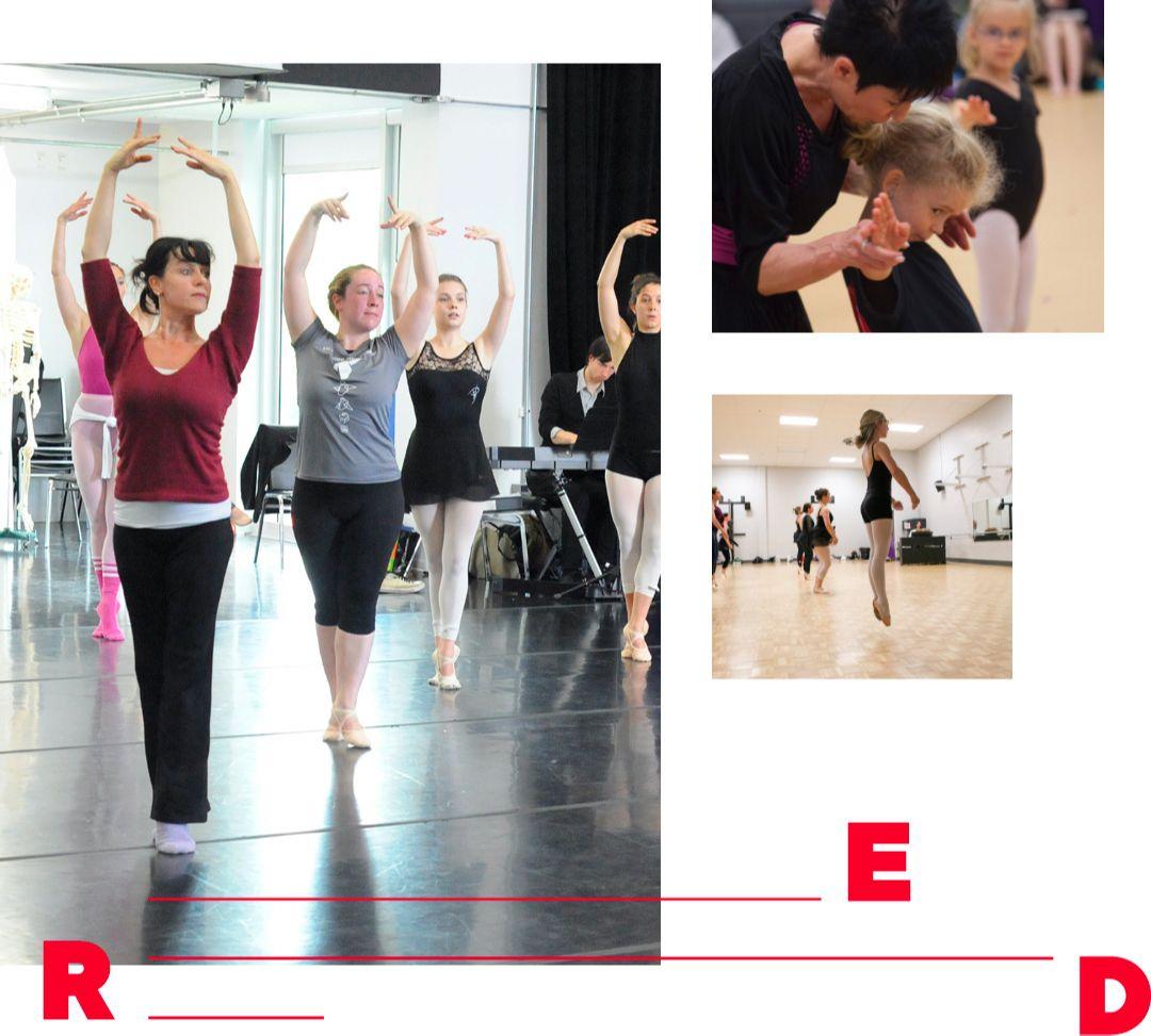 Enseigner la danse