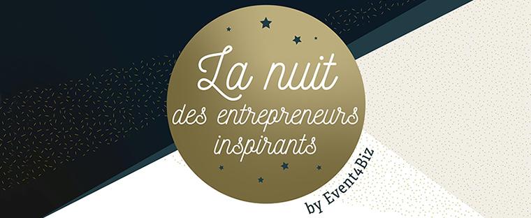 Nuit des Entrepreneurs Inspirants