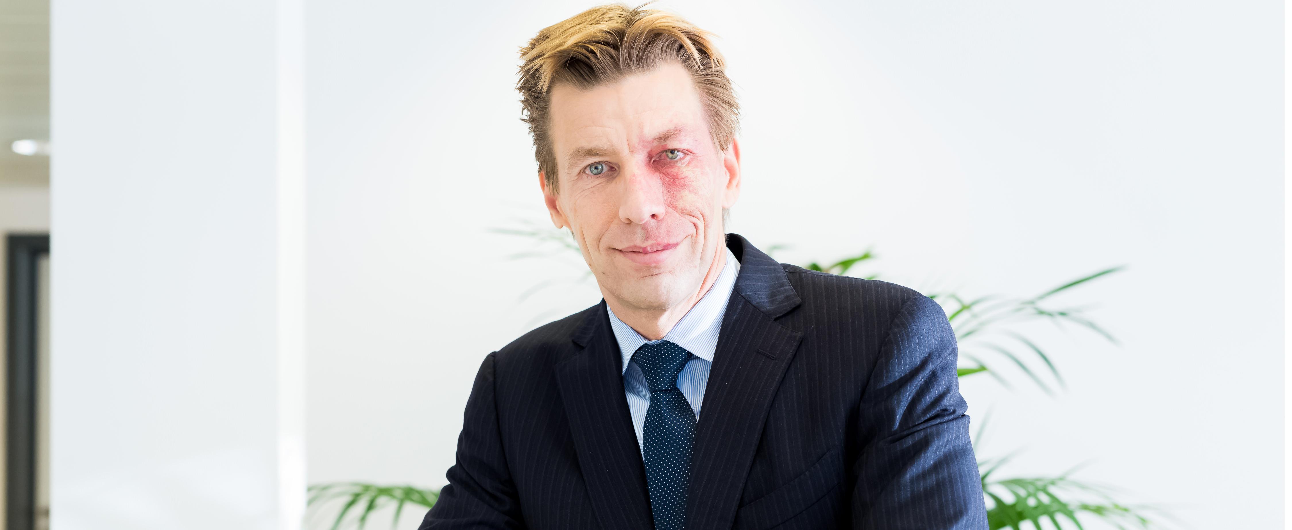 Chris Peeters, le CEO d'ELIA dévoile ses projets