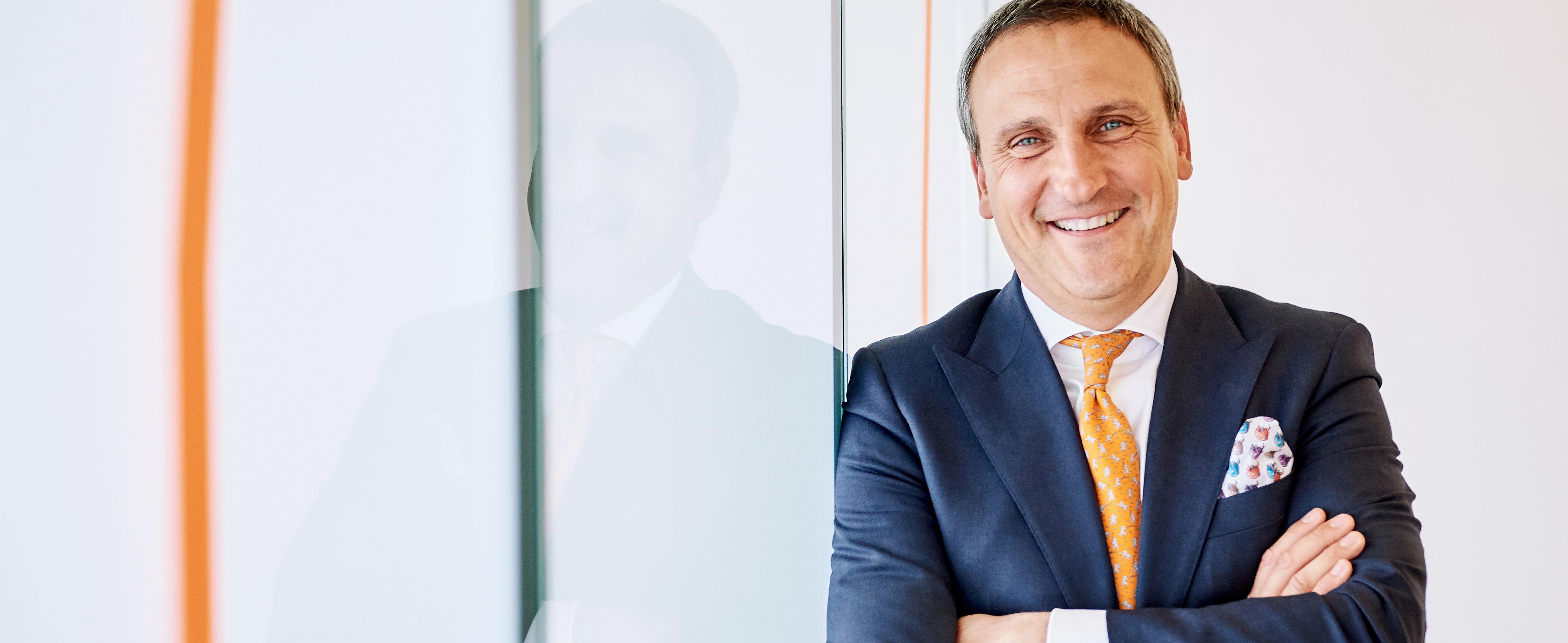 Un CEO nouveau style pour ING
