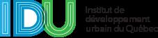 Logo Institut de développement urbain du Québec