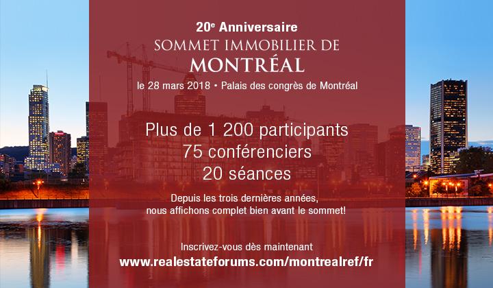 Le Sommet immobilier de Montréal