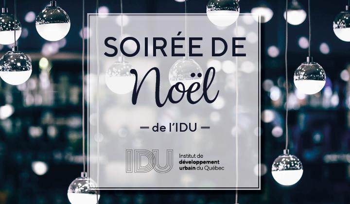 Soirée de Noel de Montréal