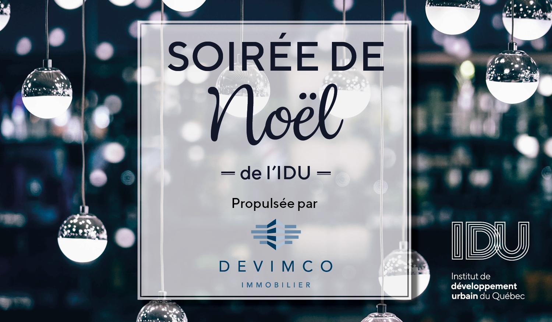 Soirée de Noël de Montréal