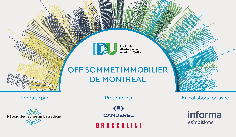 NOUVEAUTÉ - L'OFF Sommet Immobilier de Montréal