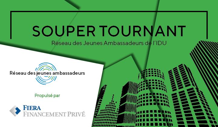 Souper tournant 2019 du Réseau des Jeunes Ambassadeurs de l'IDU