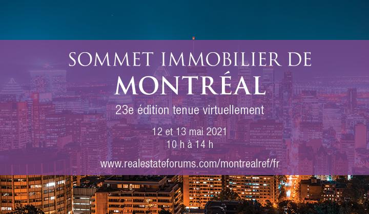 Événement partenaire - Le Sommet immobilier de Montréal