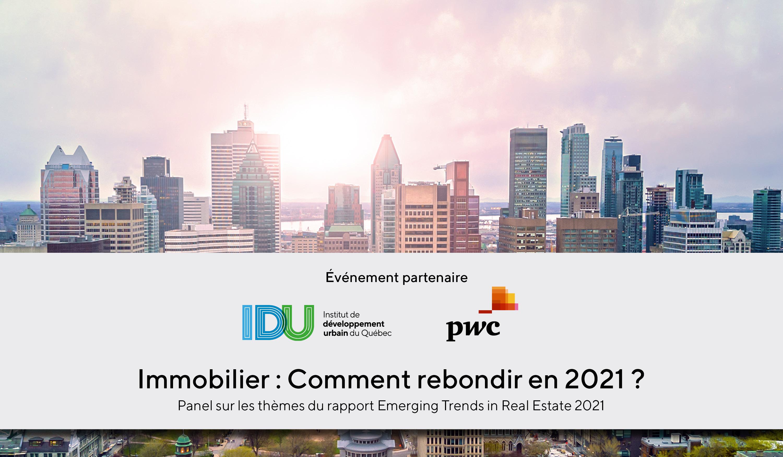 Immobilier : Comment rebondir en 2021?
