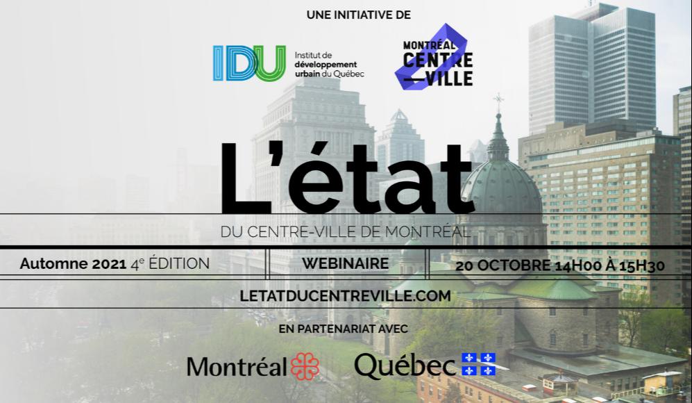L'État du centre-ville de Montréal - 4e édition
