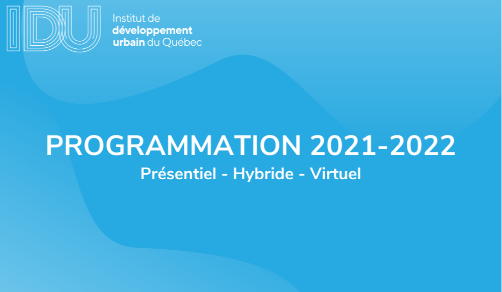 Programmation 2021