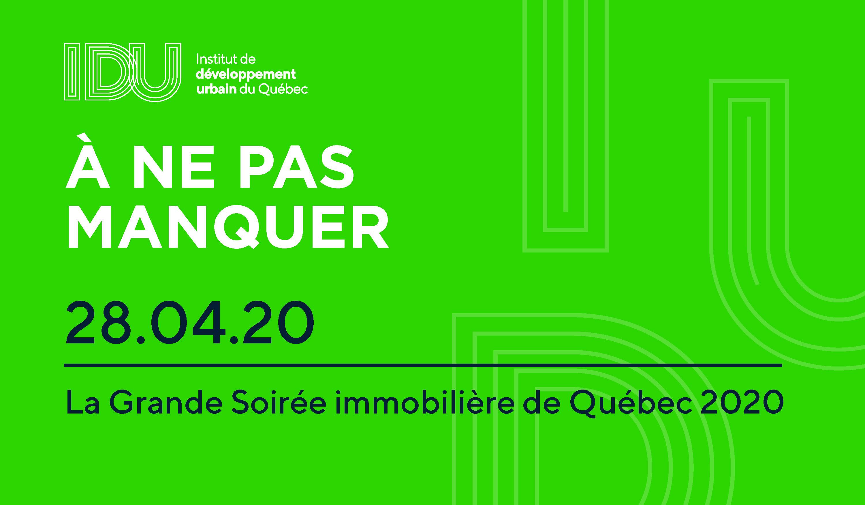La Grande Soirée Immobilière de Québec 2020