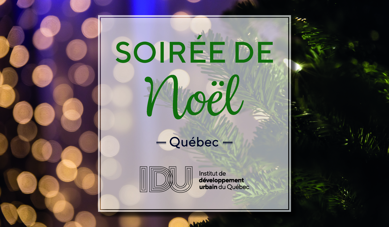 Soirée de Noel de Québec