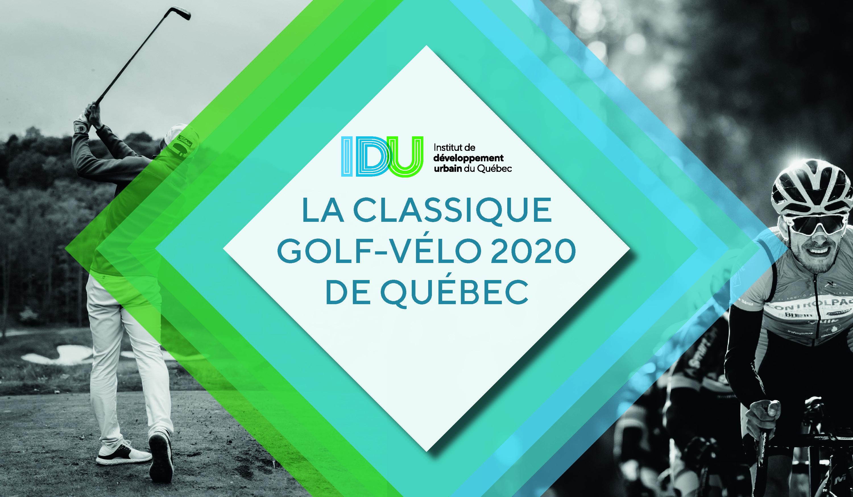 La Classique Golf-Vélo 2020 de Québec