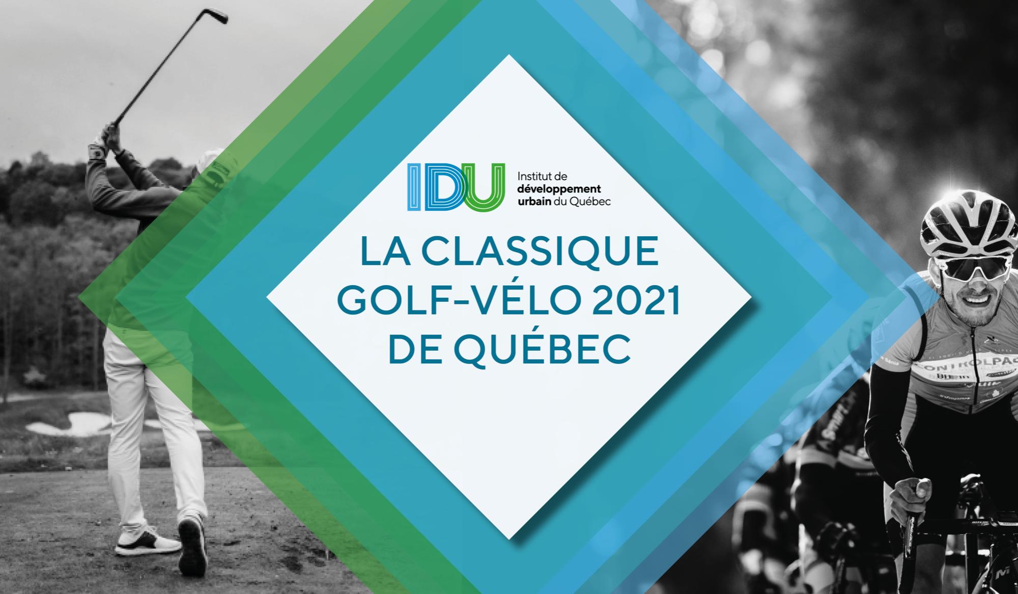 La Classique Golf-Vélo de Québec 2021