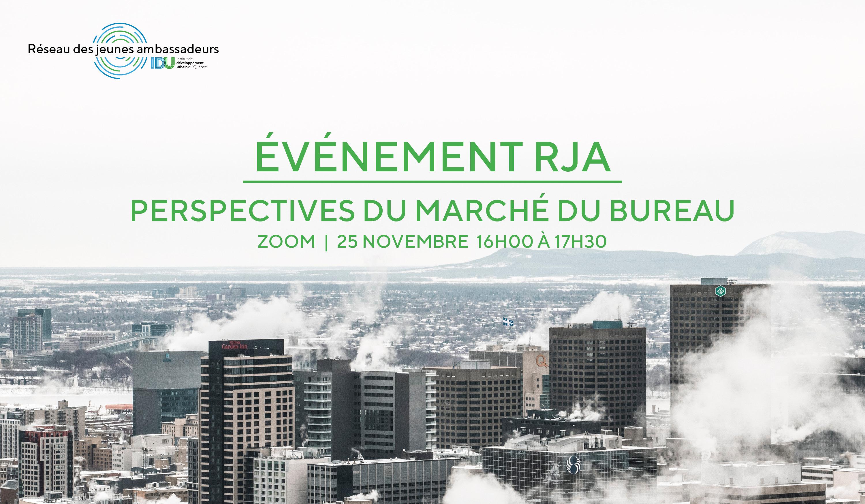 RJA - Perspectives du marché du bureau