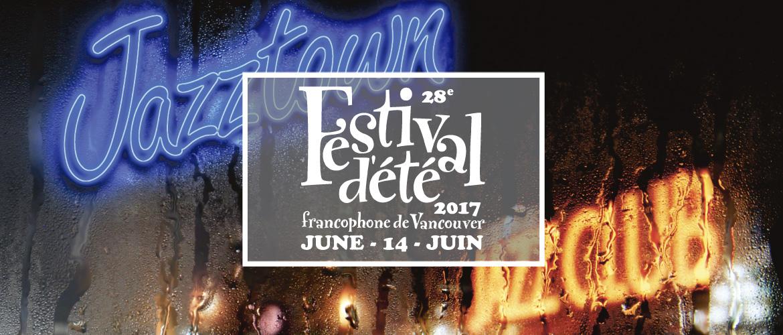 Jazztown - Festival d'été francophone de Vancouver