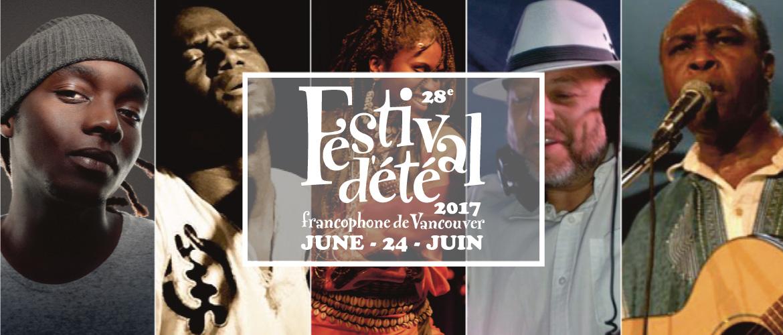 Fusion musique du monde - Festival d'été francophone de Vancouver