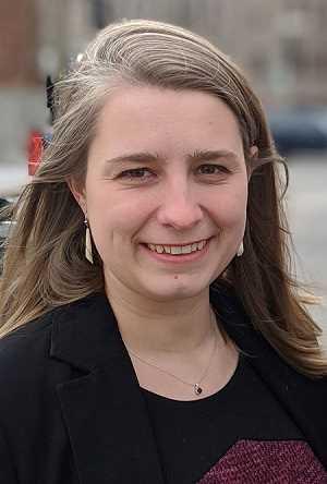 Charlotte Kelly, directrice générale