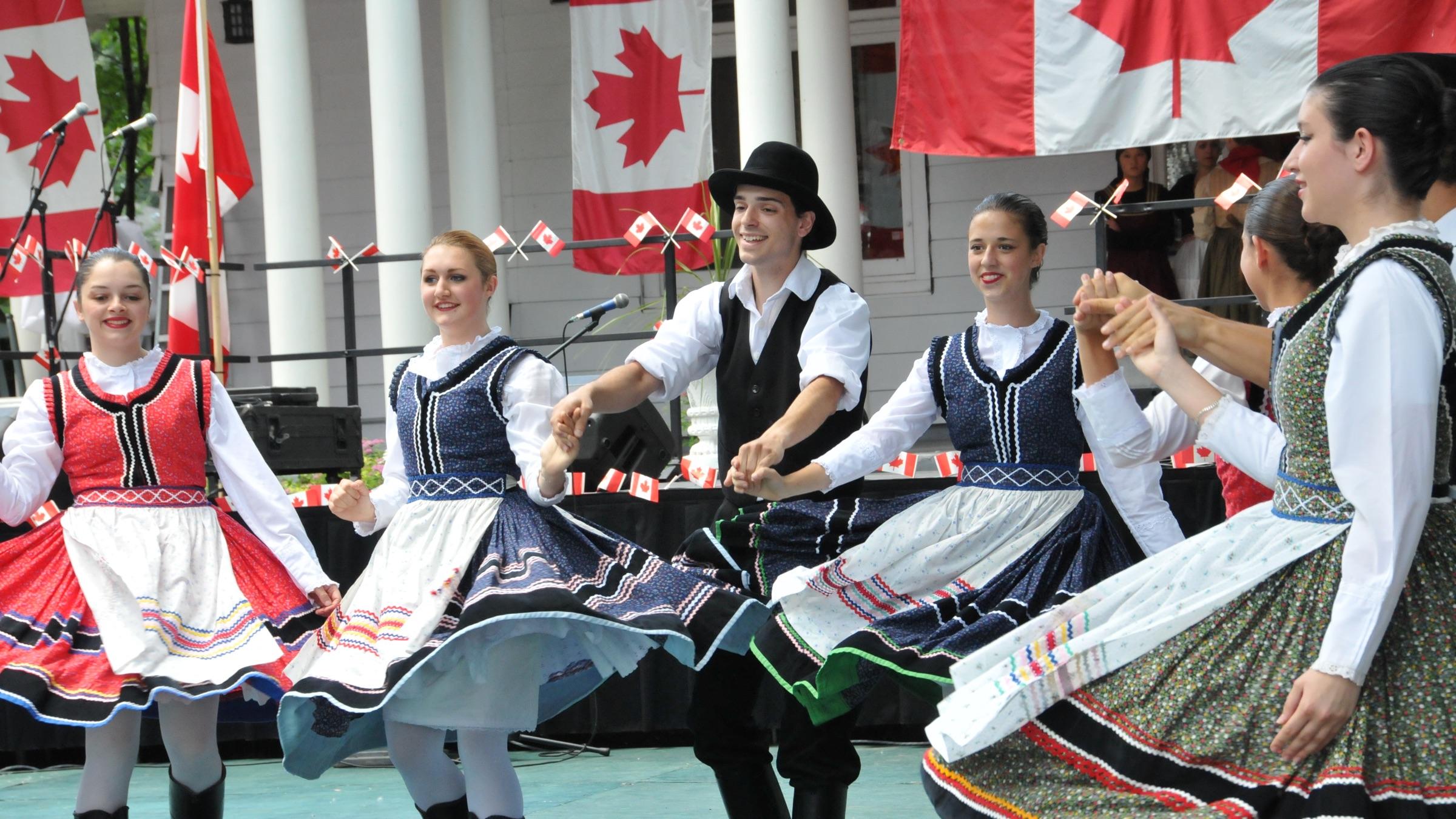 Fête du Canada (Beaconsfield), 2011