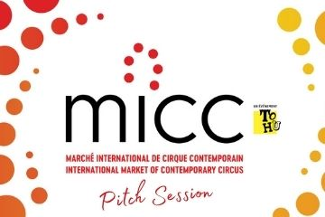 Pitch Session 1 @ RICA (Abidjan): African Contemporary Circus - Large Formats