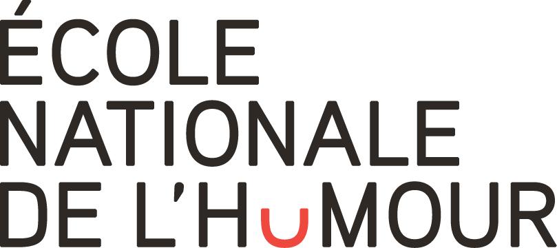 Logo École nationale de l'humour
