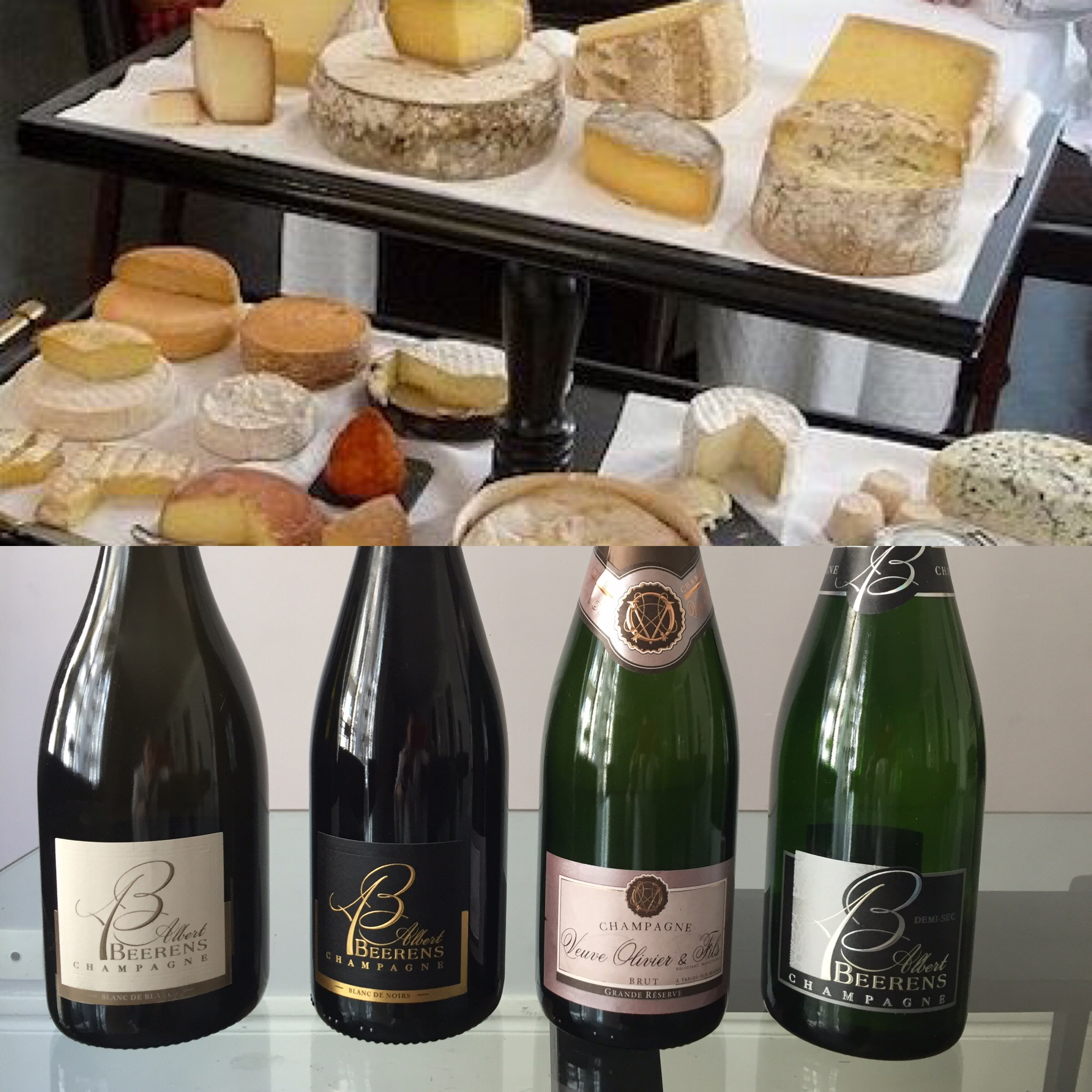 Cheese and Champagne Networking Evening