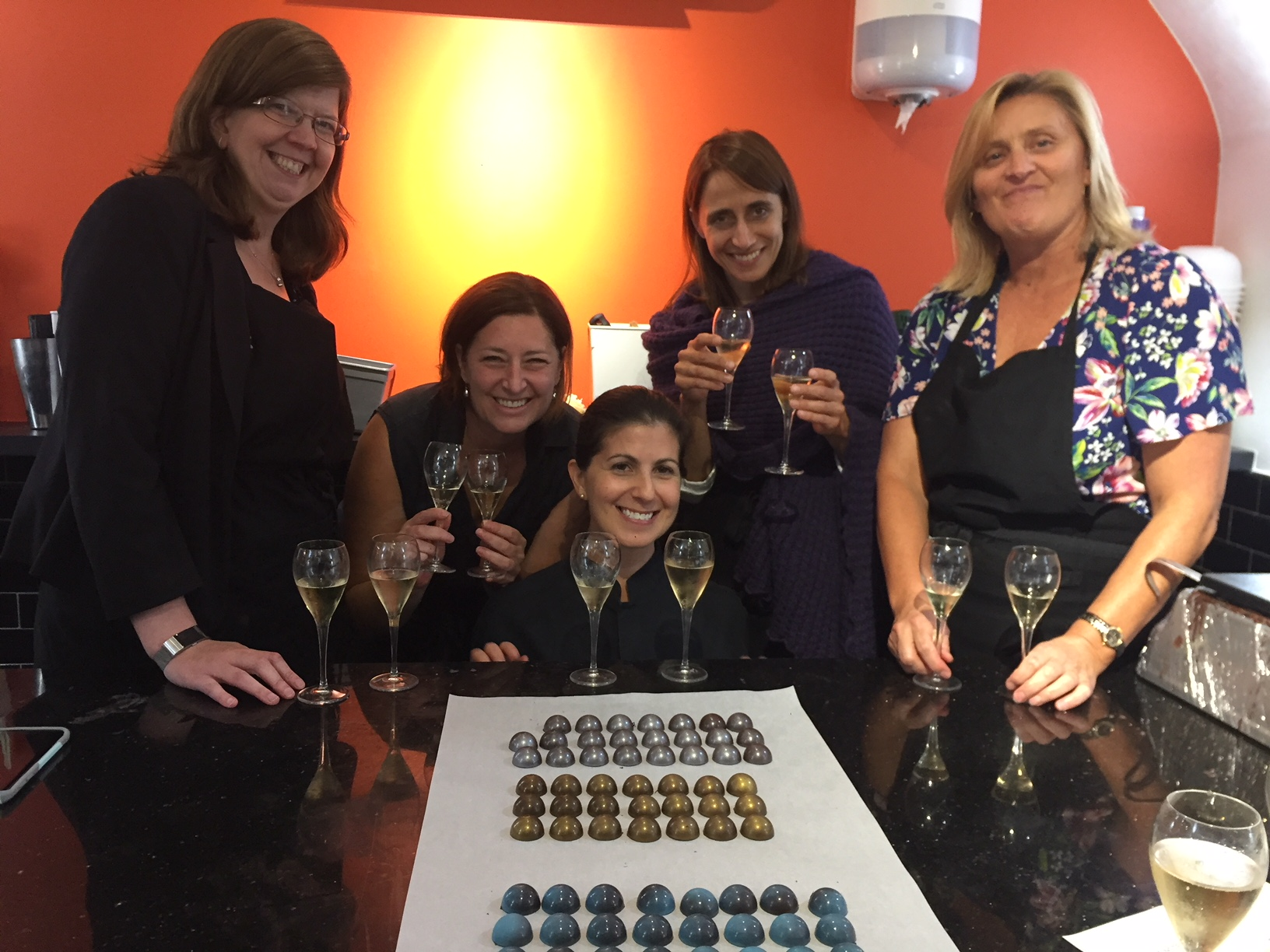 Chocolate and Champagne Masterclass (en anglais) *COMPLET*