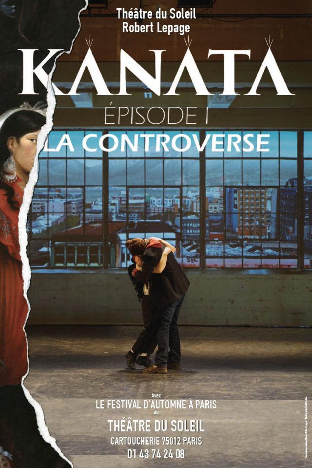 KANATA, de Robert Lepage