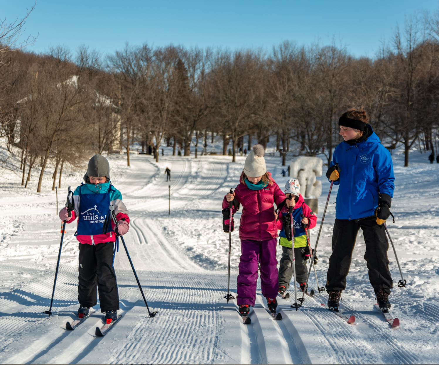Reserve Your Snowshoes and Skis Online