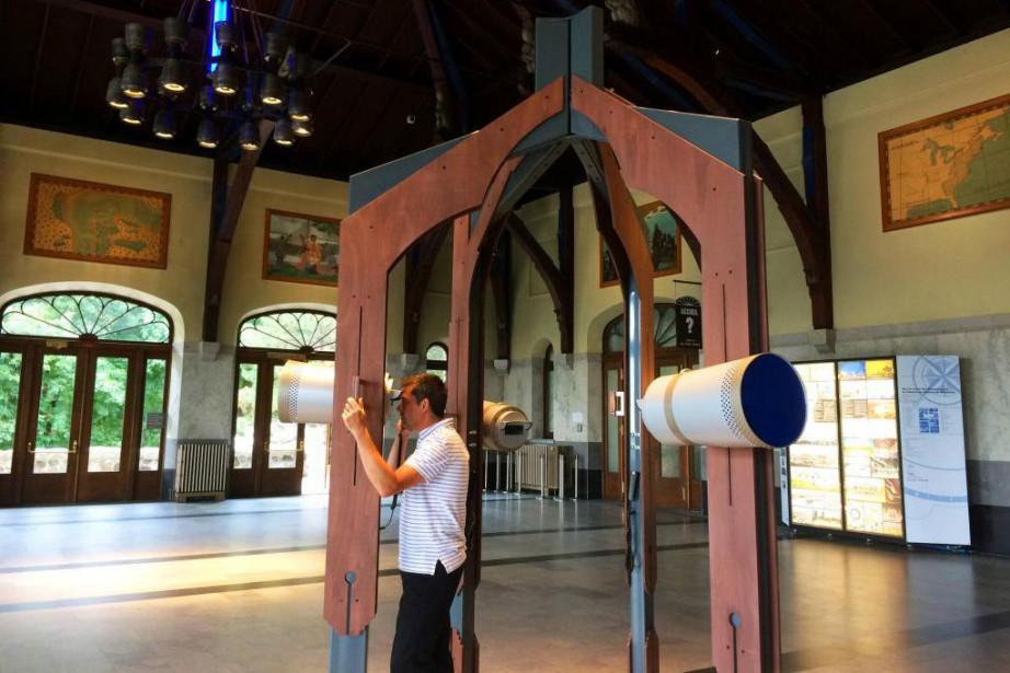 Exposition : Sur la trace des découvreurs, la fabuleuse histoire de Montréal