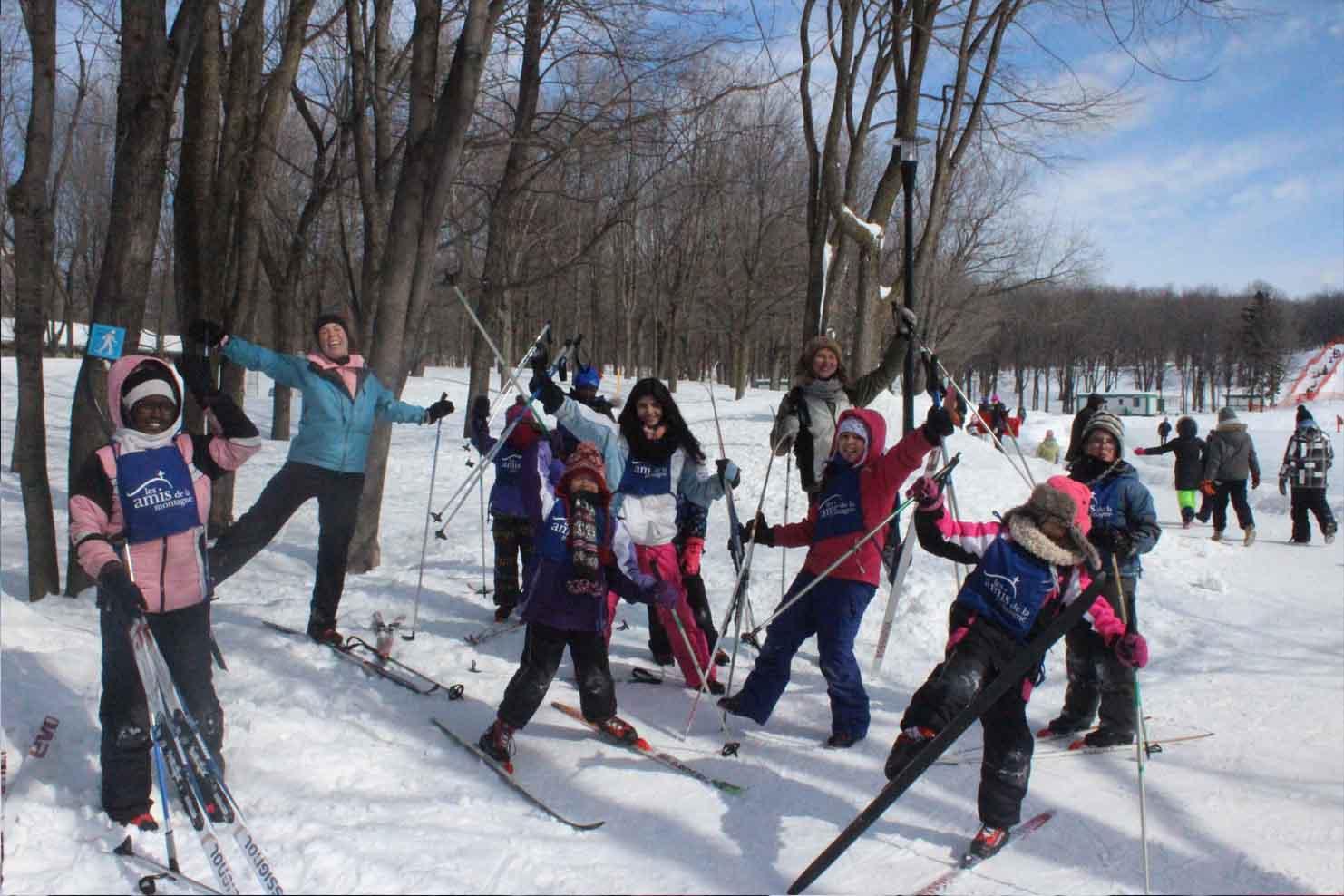 Youth Cross-Country Ski Club