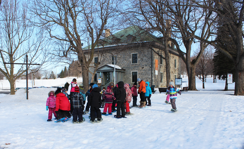 March Break Snowshoe Excursion