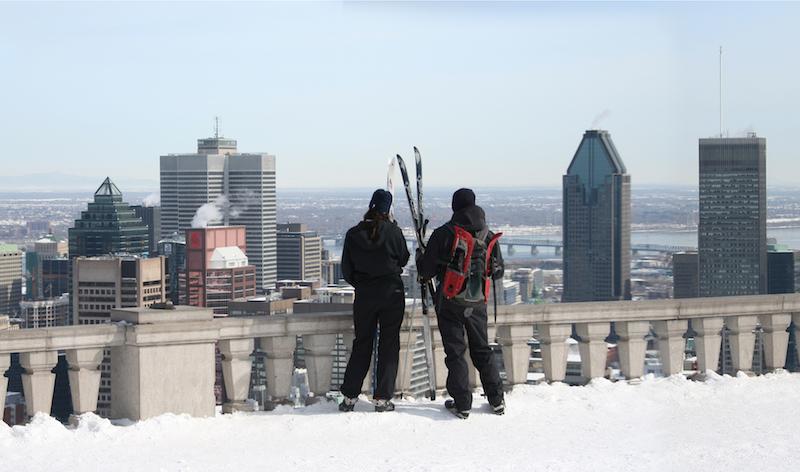 Cours de ski de fond pour adultes