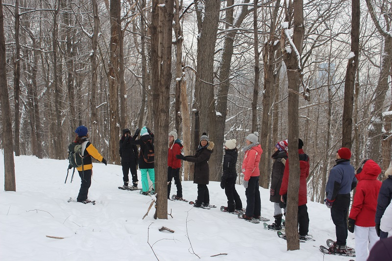Family-Friendly Snowshoeing - March Break Special