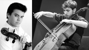 Musique pour 2 violoncelles