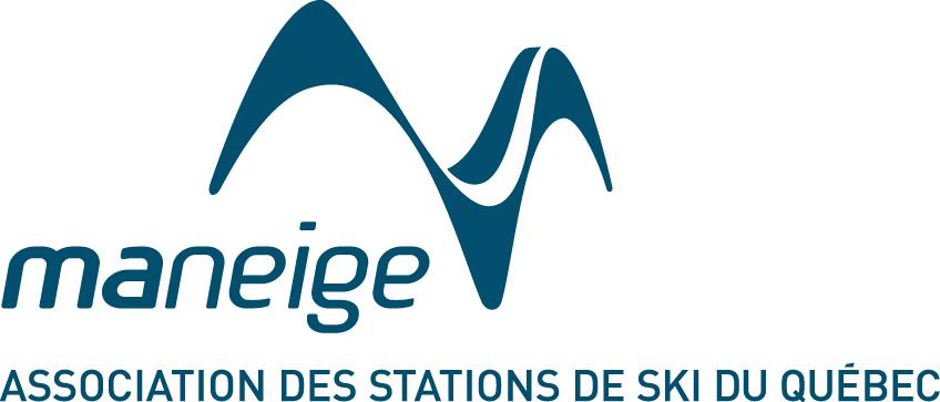 Logo Association des stations de ski du Québec